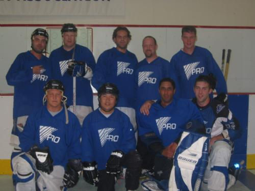 Spring 2005 Monday Gold Champs  Pro Drywall