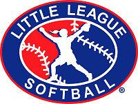 VSLL plays Little League Softball Logo