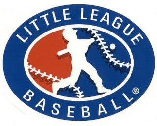 VSLL plays Little League Baseball Logo