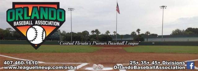 Baseball fl in league Adult