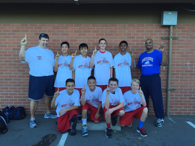 2015 Spring League Champs, 7Red