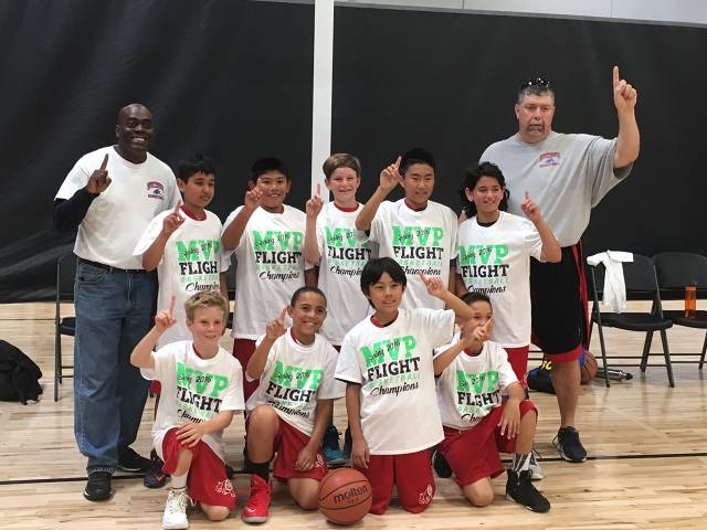 2016 Spring 5th Boys Silver, Spring League MVP Champs