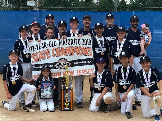 Northern New Jersey Babe Ruth / Cal Ripken Baseball - (, NJ