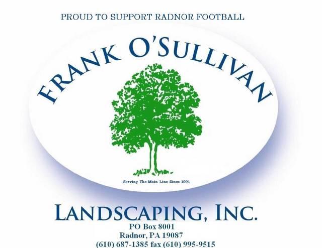 Frank O'Sullivan Landscaping
