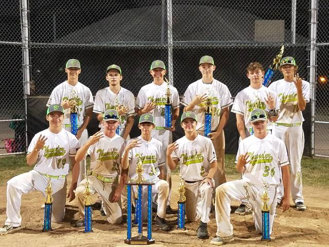 Knothole Baseball - East Region - (Clermont & Brown Counties