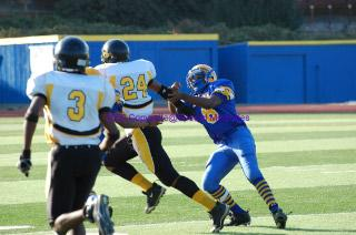 <Font Color=Blue><B>2009 Home Game against the Antioch</Font></B>