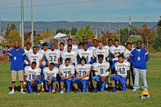 <Font Color=Blue><B>2009 Midgets Team Photo</Font></B>