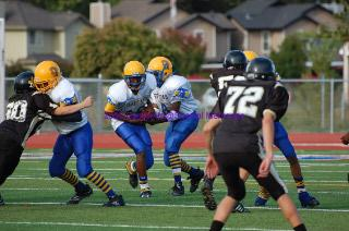 <Font Color=Blue><B>2009 Home Game against Benicia</Font></B>