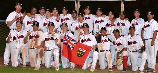 2015 Bantam 15U Canadian National Champions!!!