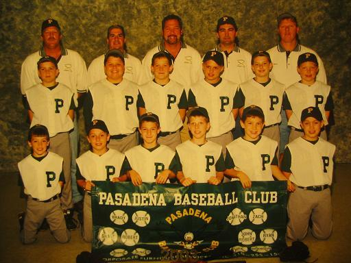 "2003. The 10 year old Eagles Travel Team were the Anne Arundel County 10U ""A"" Division Champions, and Bowie Baseball 10U ""A"" Tournament Champions."