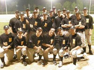 2008.  The Northeast High School Eagles were Anne Arundel County Champions 