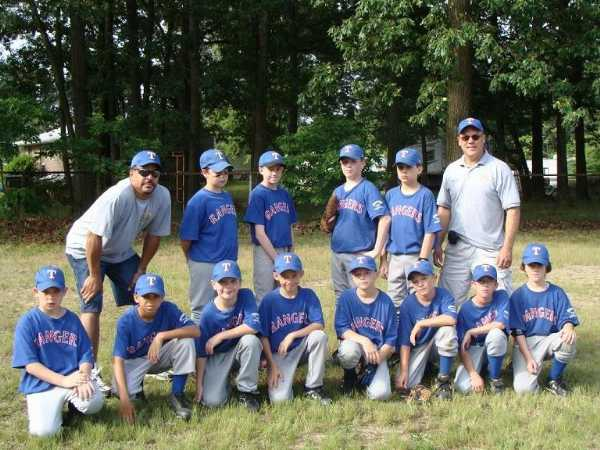 2009.  The 12U Pasadena Rangers finished first among the Pasadena teams in both the regular and post season.