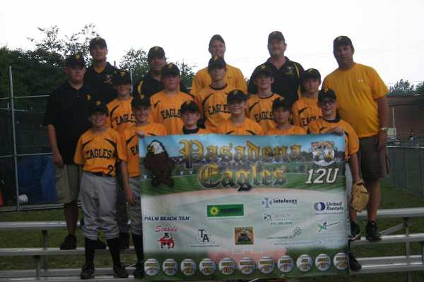 2009. The 12UA Travel Eagles won the  Baltimore Metro Baseball regular season - manager Archie Carr's second BMB title, having also won the 10U division in 2007.  The 12U Eagles also finished pool play at Cooperstown NY with a 4-seed out of 104 teams from around the country, and made it to the Sweet 16 before losing to the eventual runners-up.