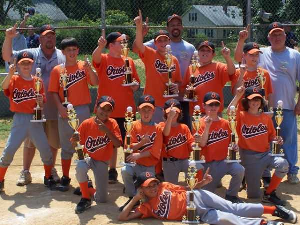 2010.  12U World Series Champs!