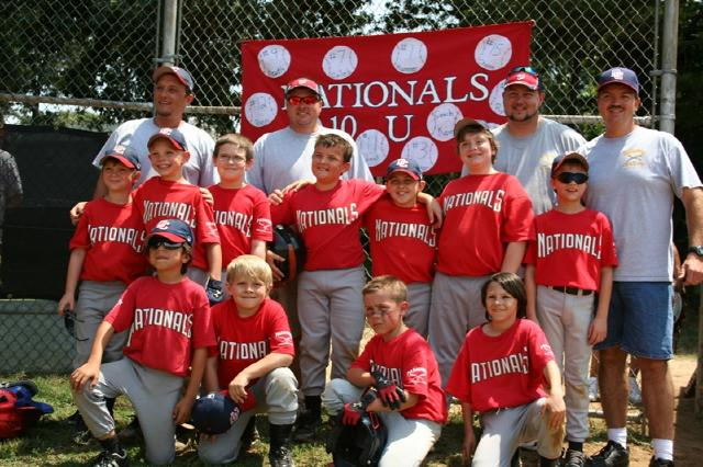 2011. 10U World Series Champions.