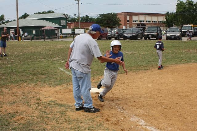 2011. 8U World Series.