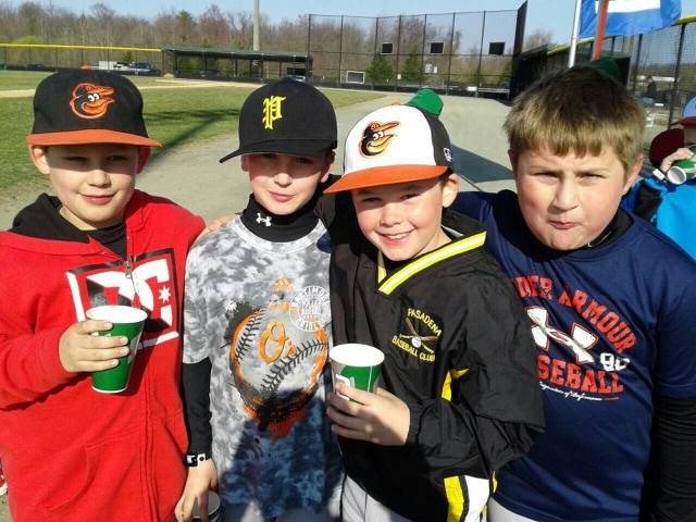 2013. Many PBC members participated in a spring camp sponsored by Dick's Sporting Goods, a long-time and generous sponsor of the Pasadena Baseball Club.