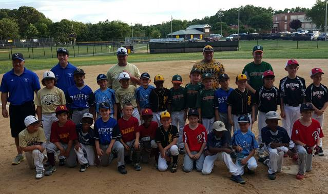 2015.  Our 8U Travel Team (Sterry) hosted the MABA All-star game.