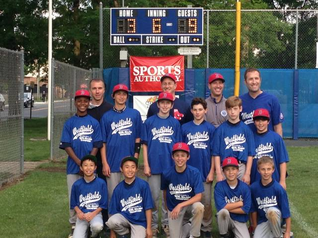 best loved 4f517 4cedd Westfield Baseball League - (Westfield, NJ) - powered by ...