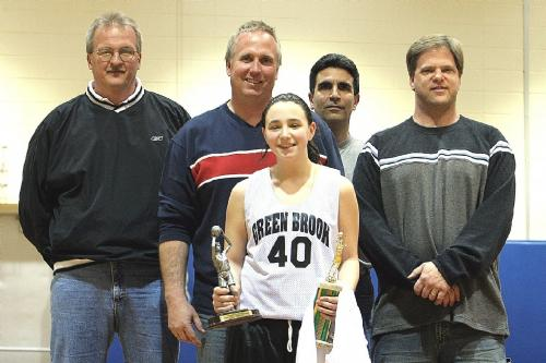 Green Brook 6th Grade Cynthia K. Critelli Award Winner