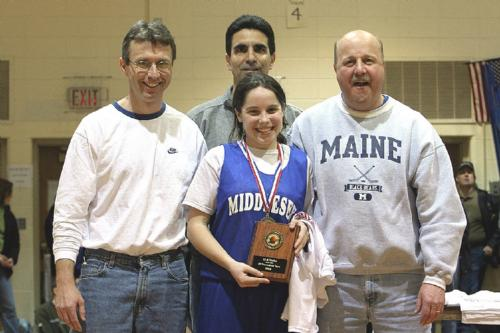Middlesex Township 6th Grade All Tournament Team