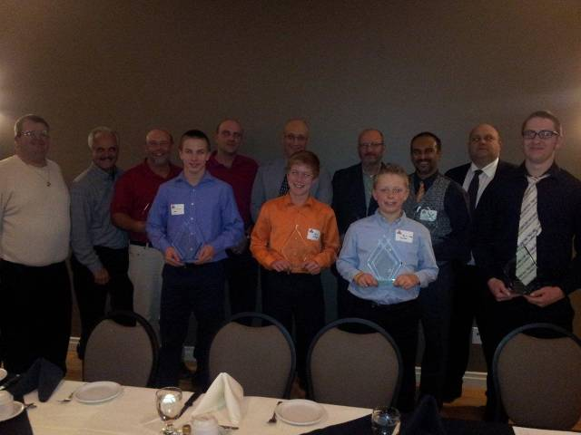 Congratulations to our 2012 Award Winners