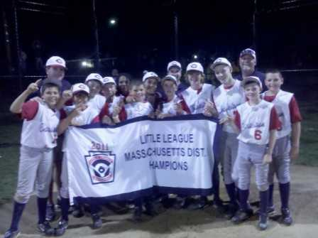 2011 District 9 champs