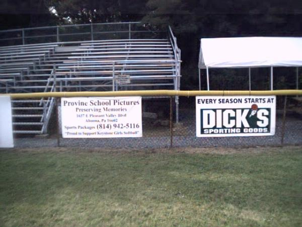 Sponsor Signs