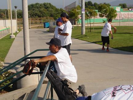 Lorenzo, Nacho & Paul
