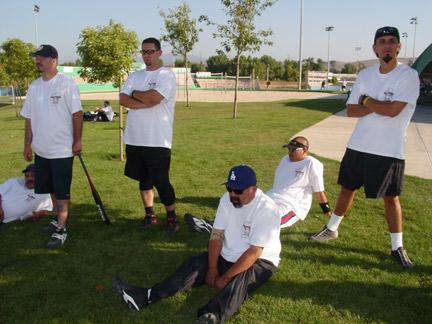 Mike, David, Raul, Nacho and Herman