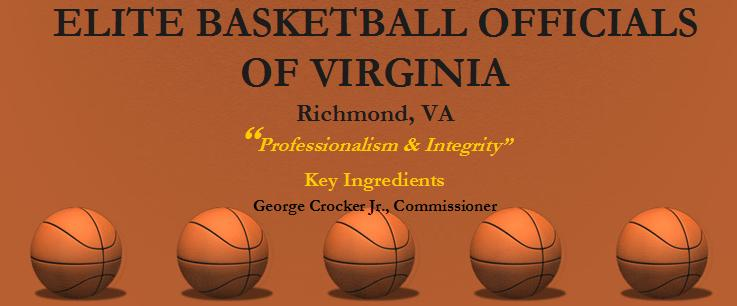 Elite Basketball Officials of Virginia
