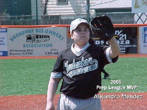 <b>2005 Prep League MVP</b> - AJ Mendez