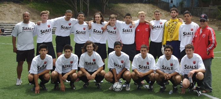 <b>Bottom row, L to R:</b> Brandon Yee, Daniel Leon, Bryan Vancura, Junior Burgos, Stephen Cordova, Jay Singh, Martin Booth 