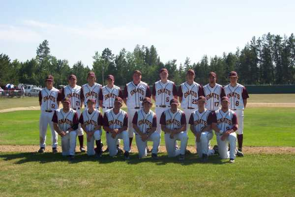The 2008 Gnats.  Lake & Pine South regular season and playoff champs.