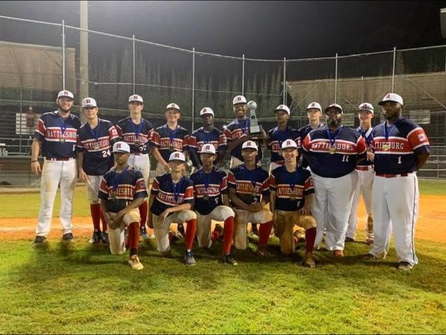 Hattiesburg Dixie Boys Baseball  - (Hattiesburg, MS