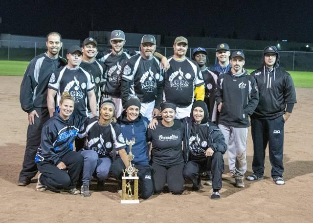 2019 COED Sun A Champions - Aces