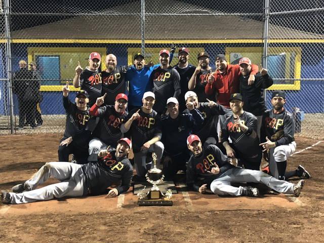 2019 Div 6 Champions - P.O.P.