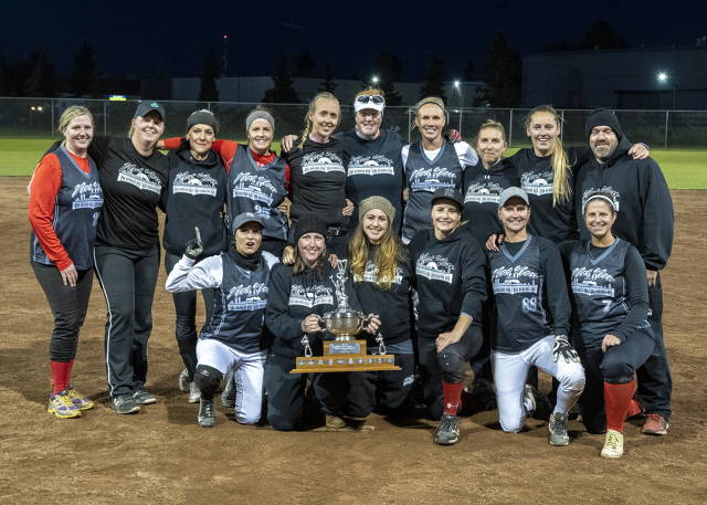 2019 Ladies A Champions - Not You