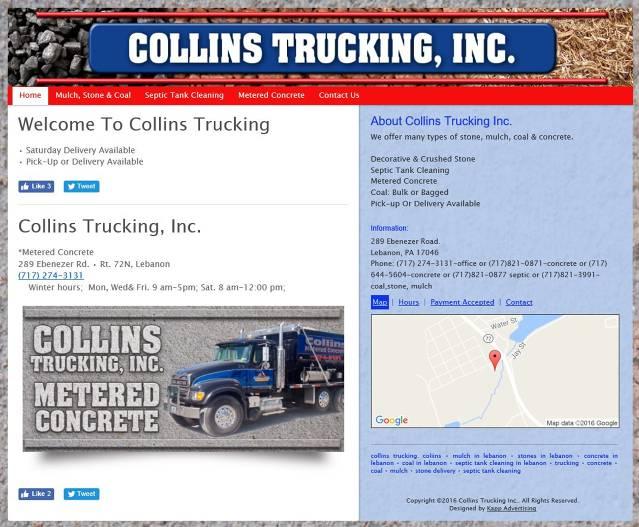 Collins Trucking