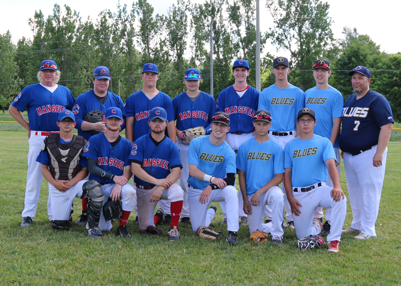 Team Royals<br />  Back row, from left: coach Randy Pendleton, Zaccary Helmer, Connor Wiley, Jake Armstrong, Roy Walters, Tyler Huitema, Thomas Barnes, coach James McLean.<br /> Front row, from left: Aaron Arbon, Aaron Dempsey, Scott Pendleton, Mitch Tucker, Jack Boos, Ryan Young.