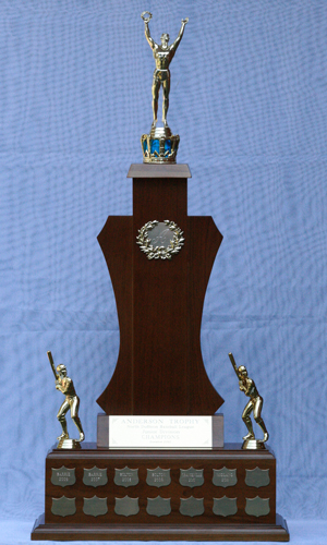 (Photo) North Dufferin Baseball League Anderson Trophy