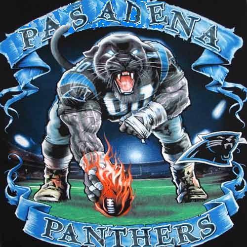 Pasadena Panthers 2017 - (Pasadena, TX) - powered by LeagueLineup.com