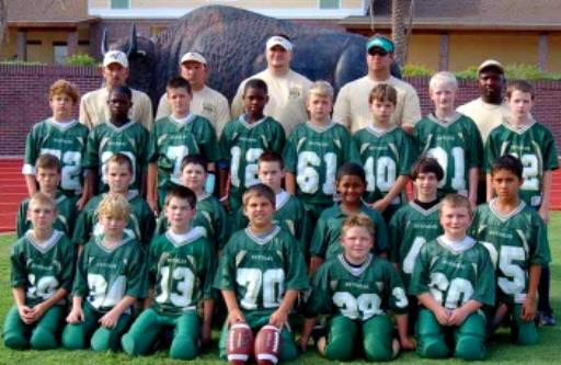 """2006 Timucua Conference Pee Wee Division Champions - The Villages """"Buffalo"""""""