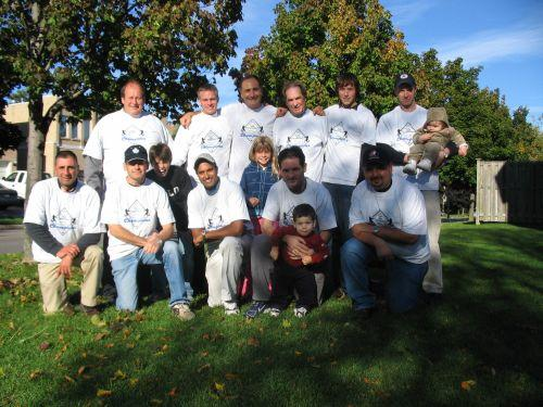 The Diamonds celebrate the return of the MSBL title after 6 long years of waiting!