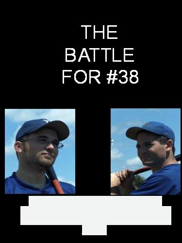 THE BATTLE FOR #38