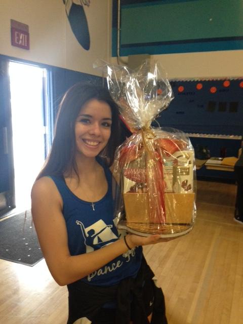 Happy Basket winner! Congrats!