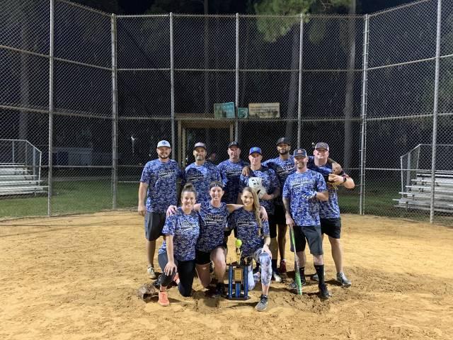 Adult Coed & Men's Softball Leagues - (Gainesville, FL
