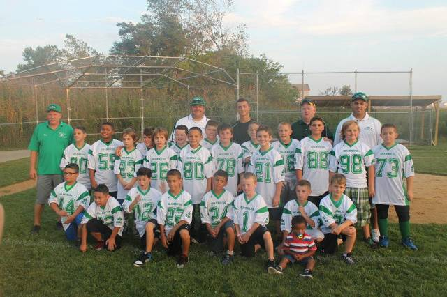 2014 Midget Football Team