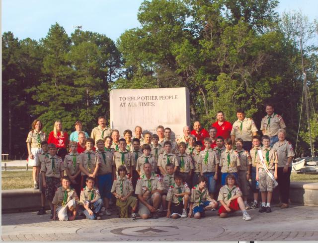 Camp Ransburg 2006