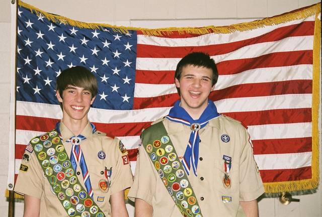 2007 Drew Nachel and Matt Kulbida (Best Friends)